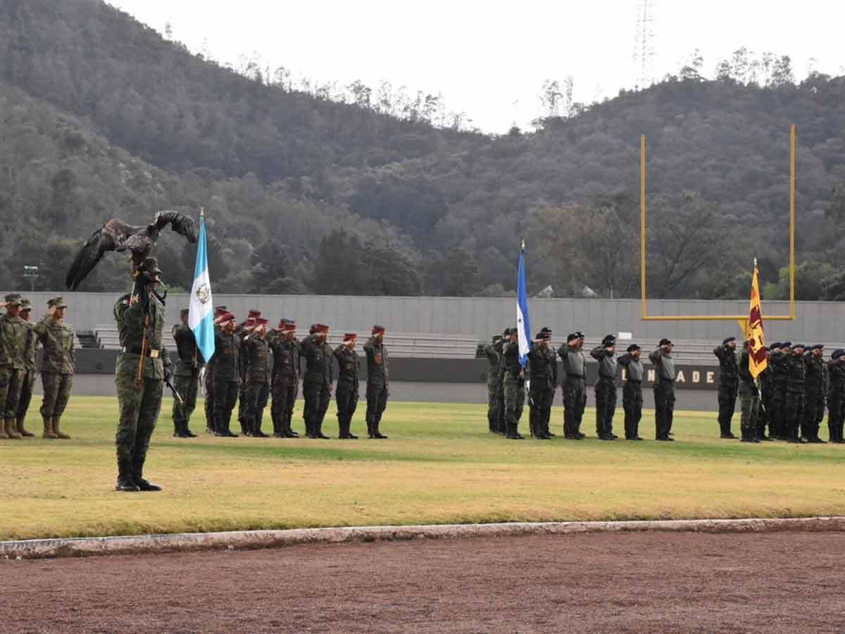 Chimaltlalli 2019 Competencia-sedena-militares-paises-america